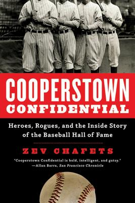 Cooperstown Confidential Cover