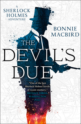 The Devil's Due (a Sherlock Holmes Adventure) Cover Image