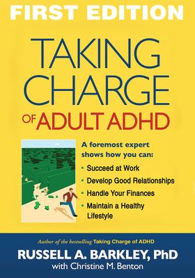 Taking Charge of Adult ADHD Cover Image