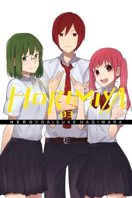 Horimiya, Vol. 3 Cover Image