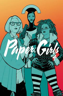 Paper Girls Volume 4 Cover Image