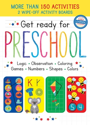 Get ready for Preschool Cover Image