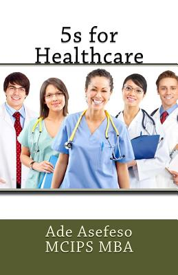 5s for Healthcare (Lean) Cover Image