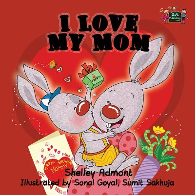 Cover for I Love My Mom