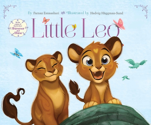 Little Leo Cover Image