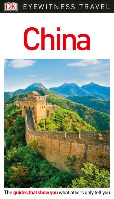 DK Eyewitness China (Travel Guide) Cover Image