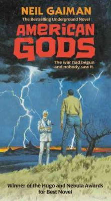 American Gods: The Tenth Anniversary Edition Cover Image