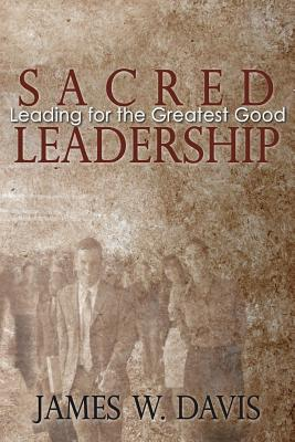 Sacred Leadership Cover