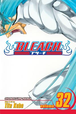 Bleach, Volume 32 Cover