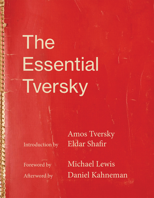 The Essential Tversky Cover Image
