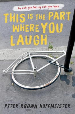 This Is the Part Where You Laugh Cover