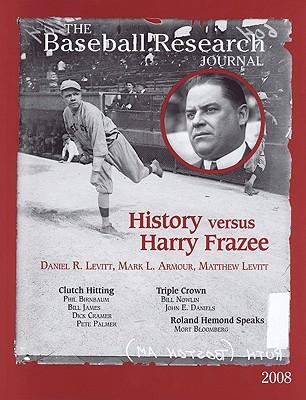 The Baseball Research Journal (BRJ), Volume 37 Cover Image