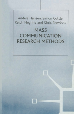 Mass Communication Research Methods Cover Image