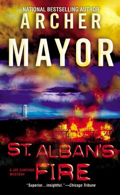 Cover for St. Albans Fire