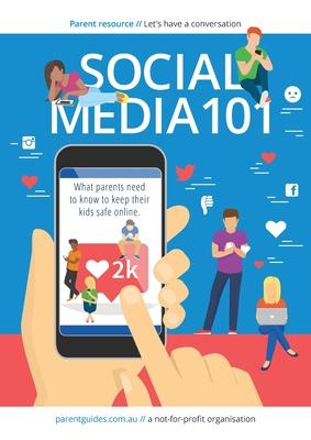 Social Media 101: Let's have a Conversation cover