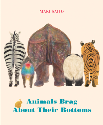 Animals Brag about Their Bottoms Cover Image
