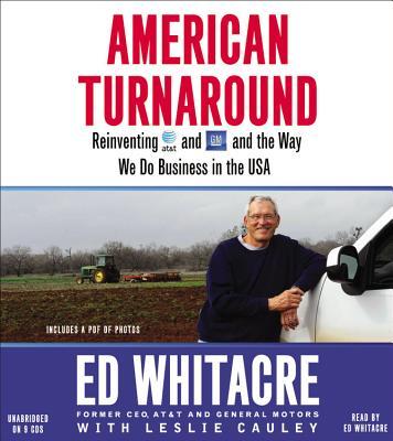 Cover for American Turnaround Lib/E