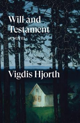 Will and Testament: A Novel (Verso Fiction) Cover Image