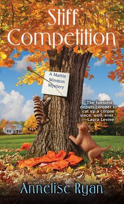 Stiff Competition (A Mattie Winston Mystery #7) Cover Image