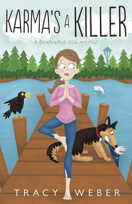 Karma's a Killer (Downward Dog Mysteries) Cover Image