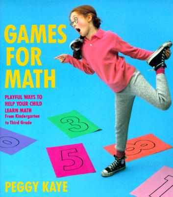 Games for Math Cover