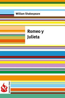 Romeo y Julieta: (low cost). Edición limitada Cover Image