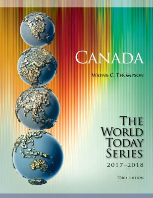 Canada 2017-2018, 33rd Edition (World Today (Stryker)) Cover Image