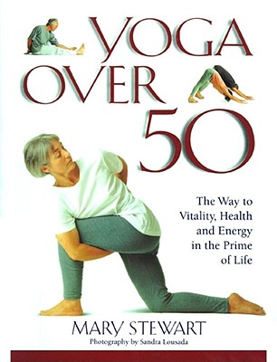 Yoga Over 50 Cover Image