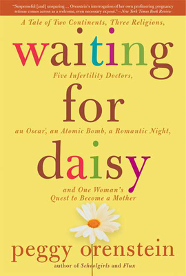 Waiting for Daisy Cover