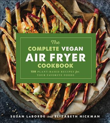 Cover for The Complete Vegan Air Fryer Cookbook