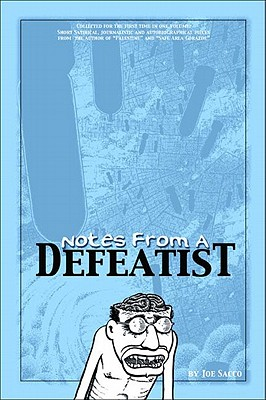 Cover for Notes From a Defeatist