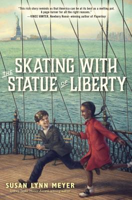 Skating with the Statue of Liberty Cover Image