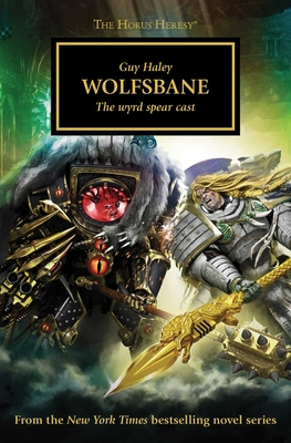 Wolfsbane (The Horus Heresy #49) Cover Image