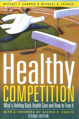 Healthy Competition Cover