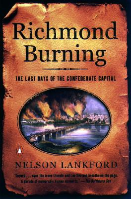Richmond Burning Cover