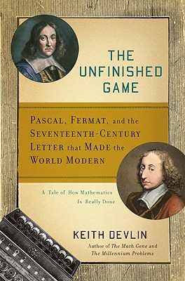 Cover for The Unfinished Game