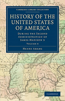 History of the United States of America (1801 1817) Cover
