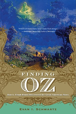 Finding Oz Cover