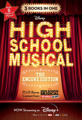 HSMTMTS: High School Musical: The Encore Edition Junior Novelization Bind-up Cover Image