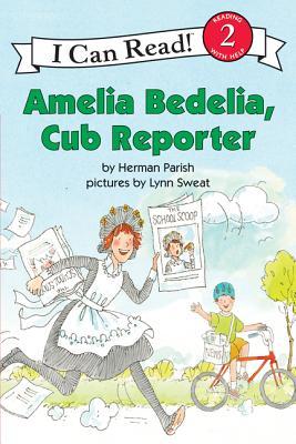 Amelia Bedelia, Cub Reporter Cover