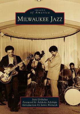 Milwaukee Jazz Cover Image