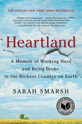 Heartland: A Memoir of Working Hard and Being Broke in the Richest Country on Earth Cover Image
