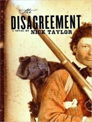 Cover for The Disagreement