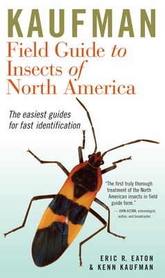 Kaufman Field Guide to Insects of North America Cover