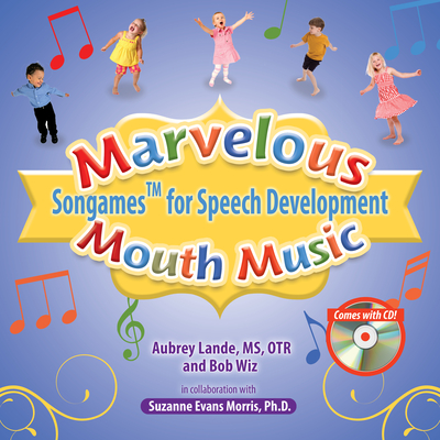 Cover for Marvelous Mouth Music