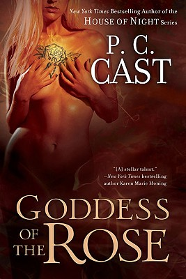 Goddess of the Rose Cover
