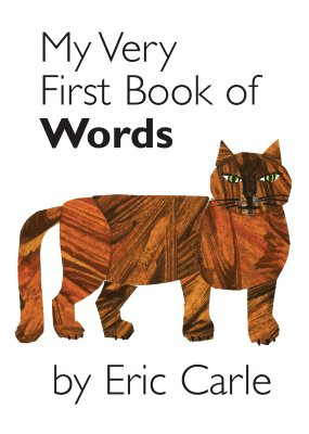 My Very First Book of Words Cover Image