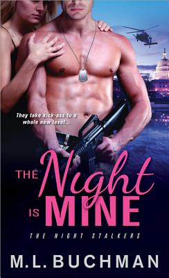Cover for Night Is Mine (Night Stalkers #1)