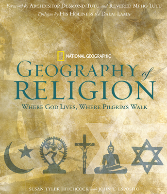 Geography of Religion Cover