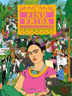 Find Frida Cover Image